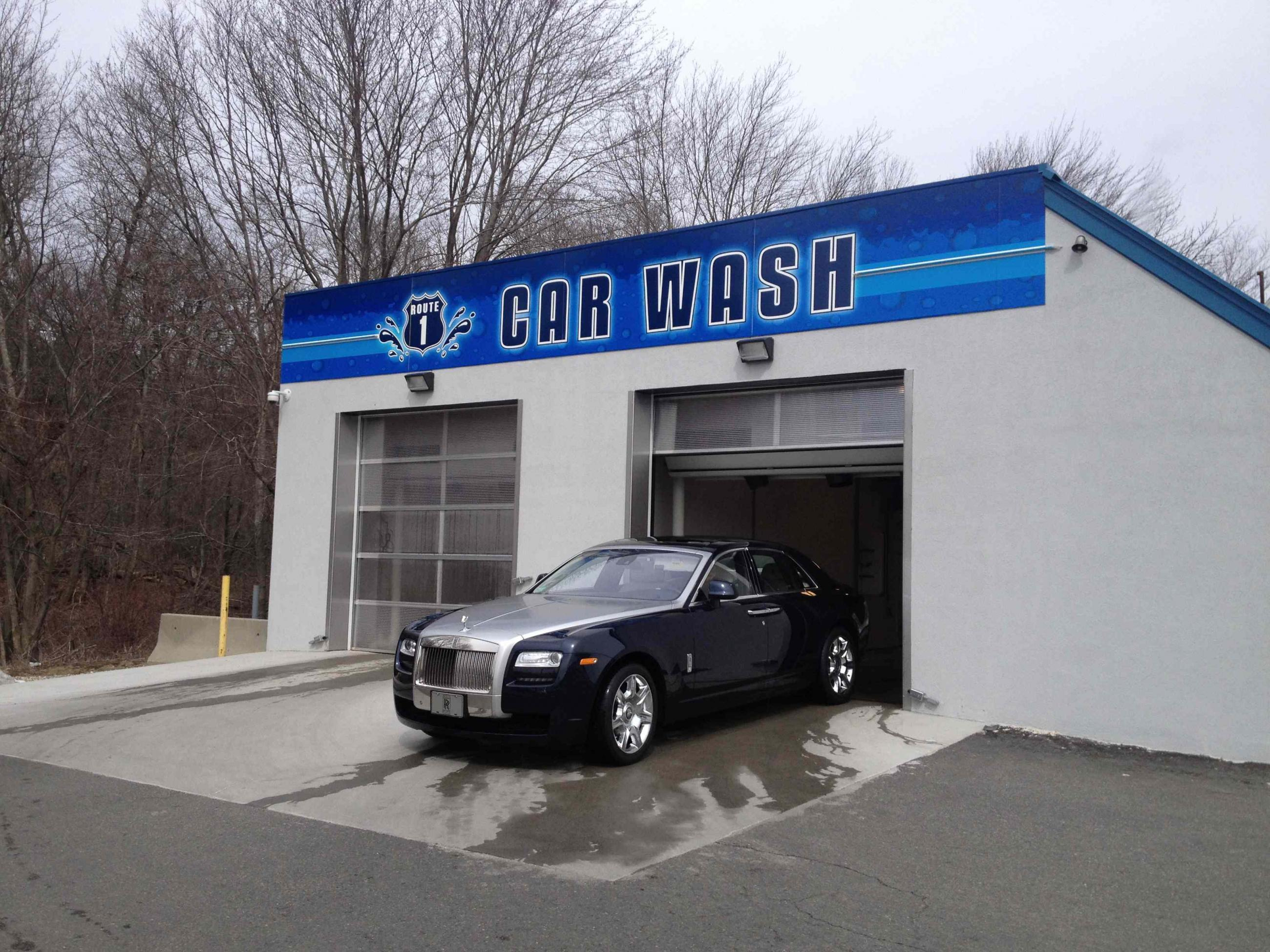 Touchfree Car Wash Near Me >> Route 1 Car Wash